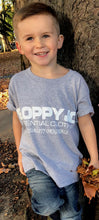 Load image into Gallery viewer, KID'S T-SHIRT- Grey Marl