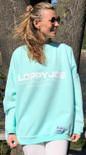 Load image into Gallery viewer, 05 CLASSIC SQUARE SWEATSHIRT - Pale Mint