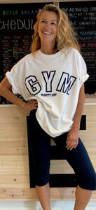 GYM T-shirt - White