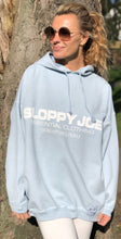 Load image into Gallery viewer, 05 HOODED SQUARE SWEATSHIRT - Ice Grey