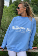Load image into Gallery viewer, 05 CLASSIC SQUARE SWEATSHIRT - Baby Blue