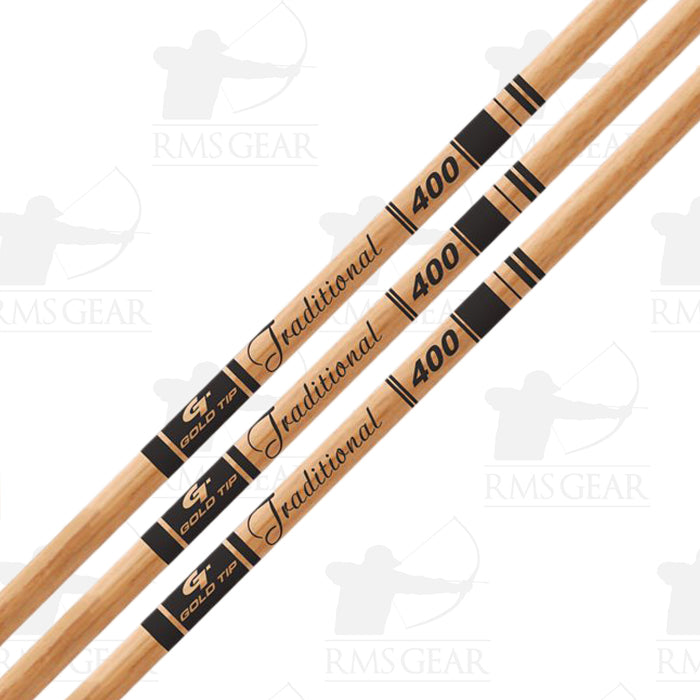 Gold Tip Traditional Shafts