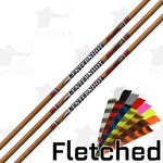 Beman Centershot Fletched Arrows