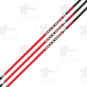 Carbon Express Maxima Red Shafts
