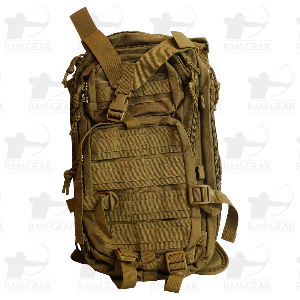 Voodoo Tactical Level III Assault Pack Coyote- 15-7437CO