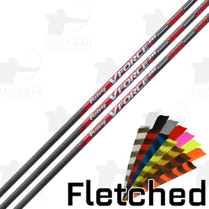 Victory V-Force Fletched Arrows