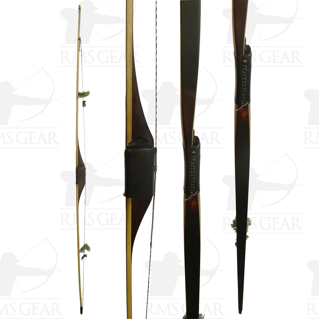 "New Wood Longbows - 51@28 - 66"" - 16275F2"