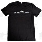 RMSGear God.Family.Elk.Country T-Shirt