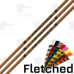 Carbon Express Heritage Fletched Arrows