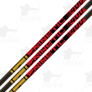Gold Tip Kinetic Hunter Shafts