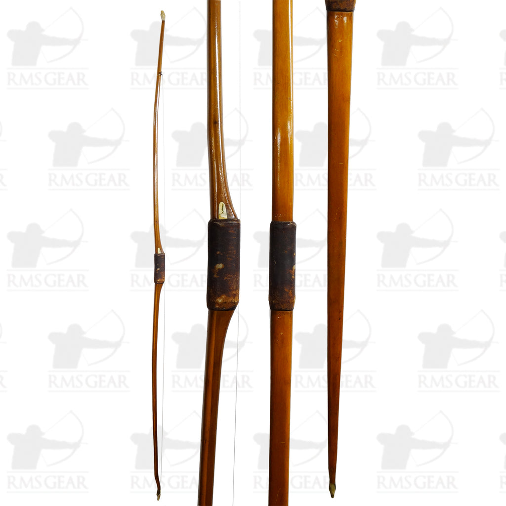 Cassius Hayward Stiles Longbow - Not Shootable