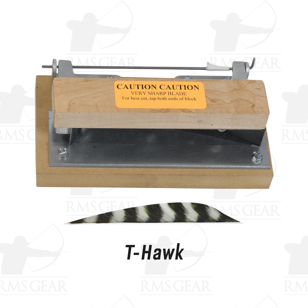 Feather Chopper - T-Hawk