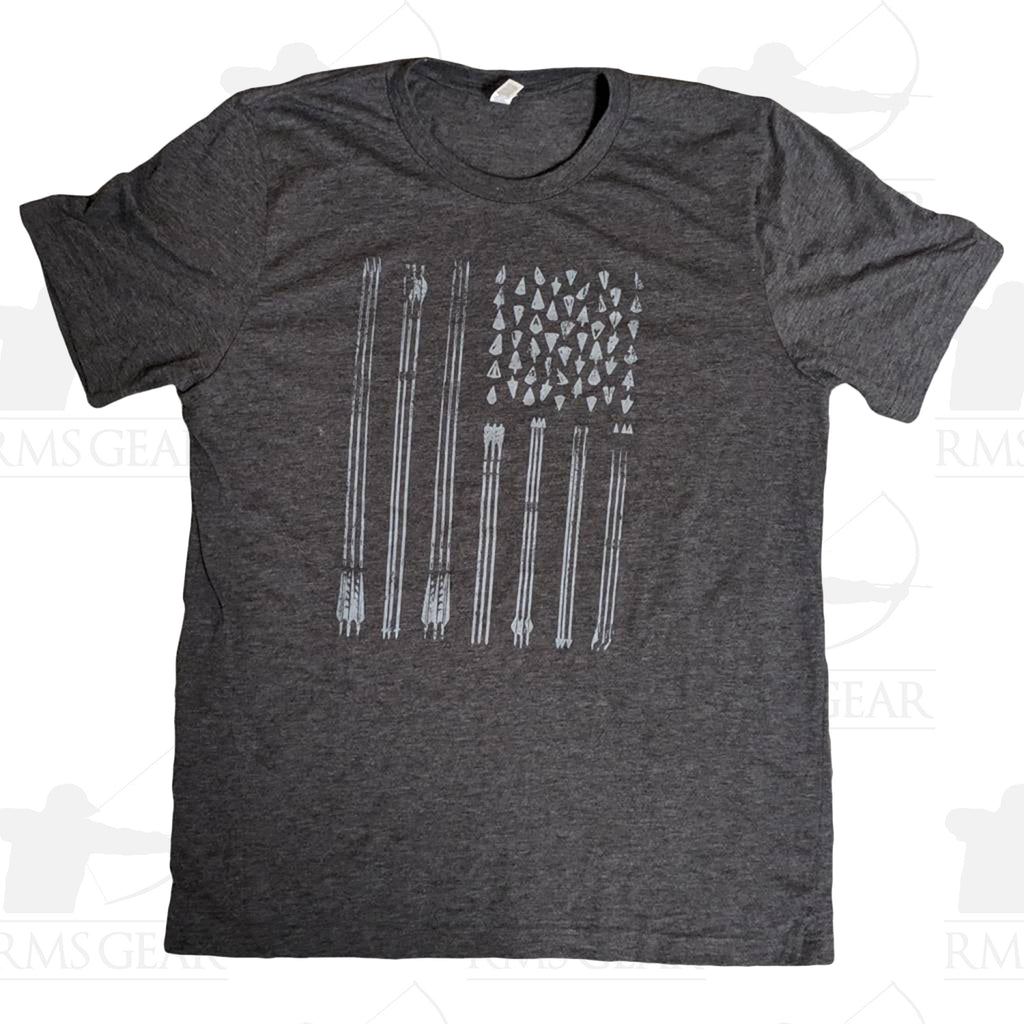 RMSGear Arrow Flag Short Sleeved Shirts