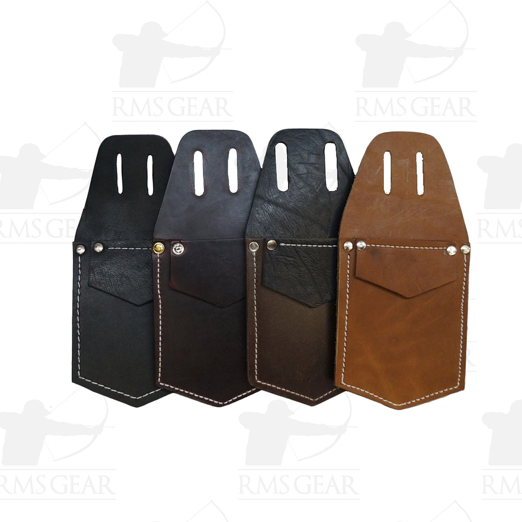 Leather Pocket Quiver