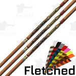 Easton Axis Traditional Fletched Arrows