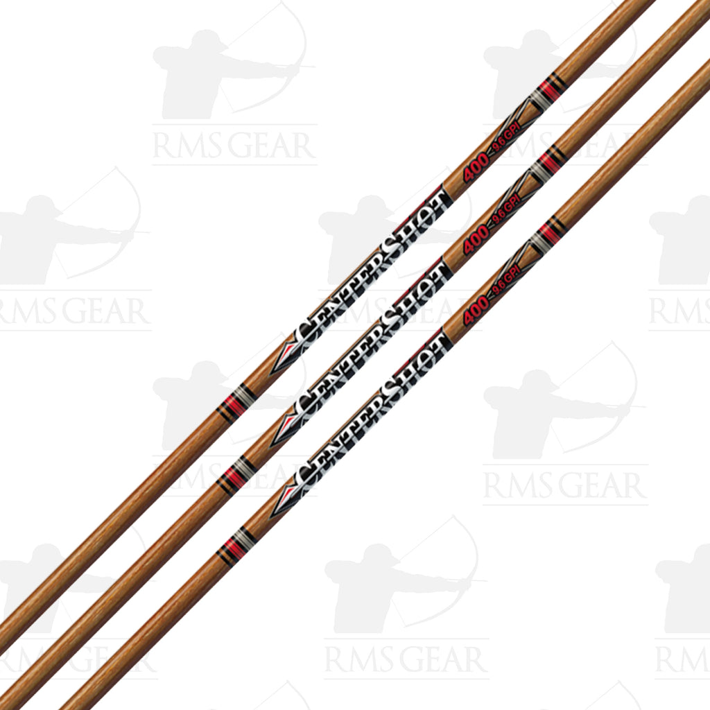 Beman Centershot Shafts