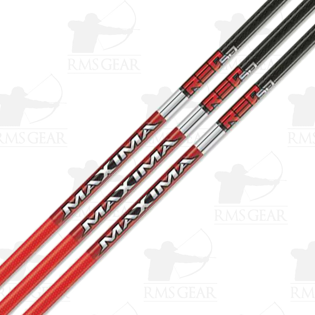 Carbon Express Maxima Red SD Shafts