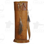 Leather Backquiver - BQCL