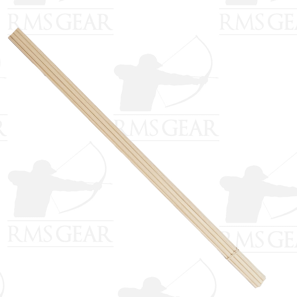 These shafts appear to be Hard Rock Maple or Mountain Ash