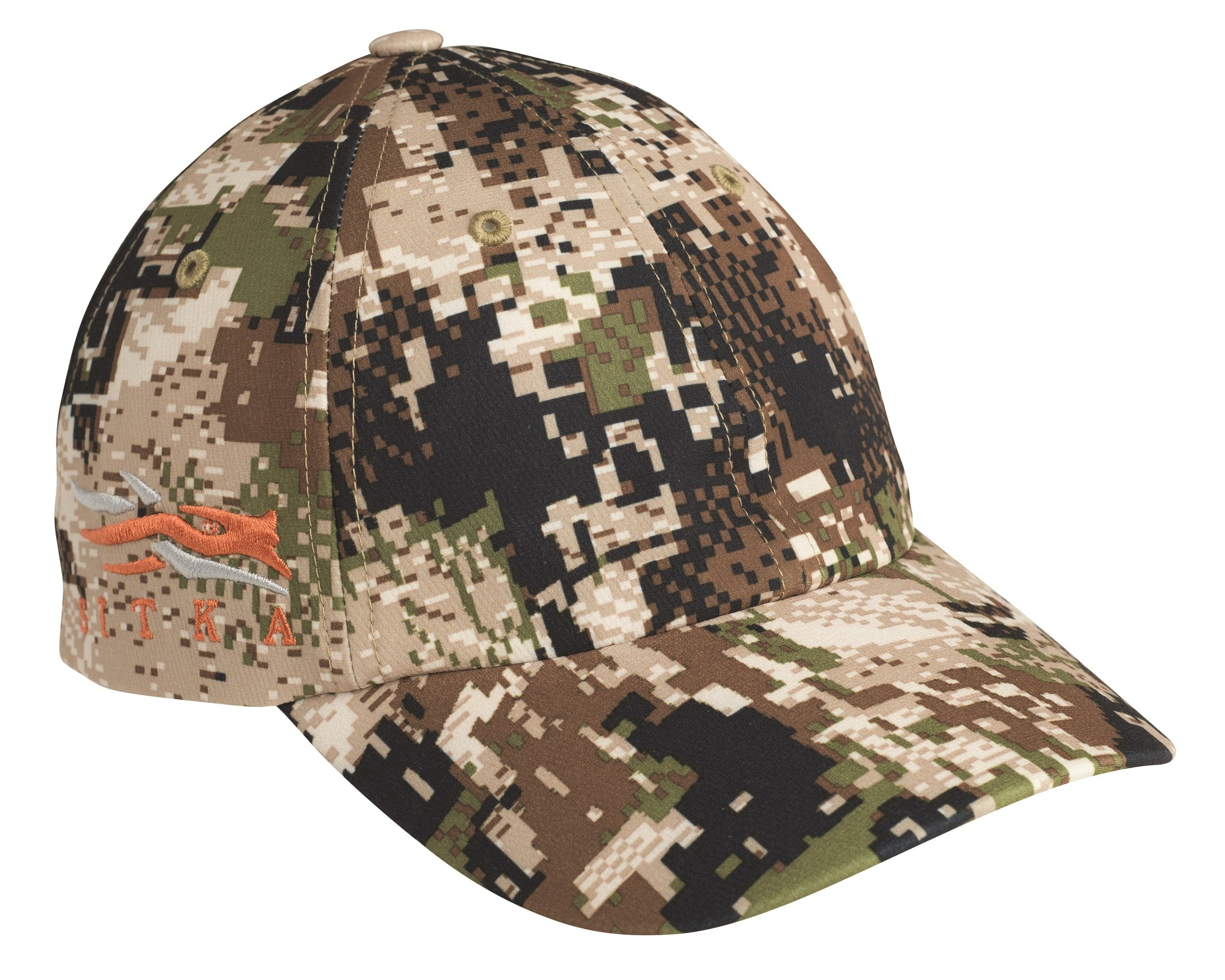 Sitka Cap With Side Logo
