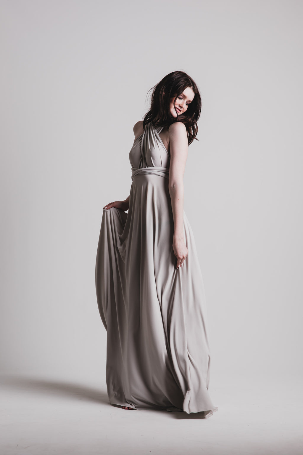 Coralie Floor Length