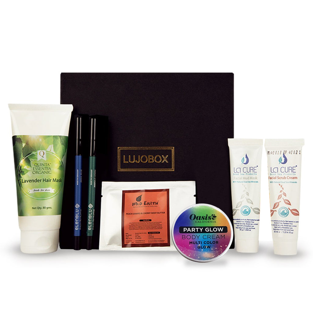 Unboxing Lujo Launch Box India Review