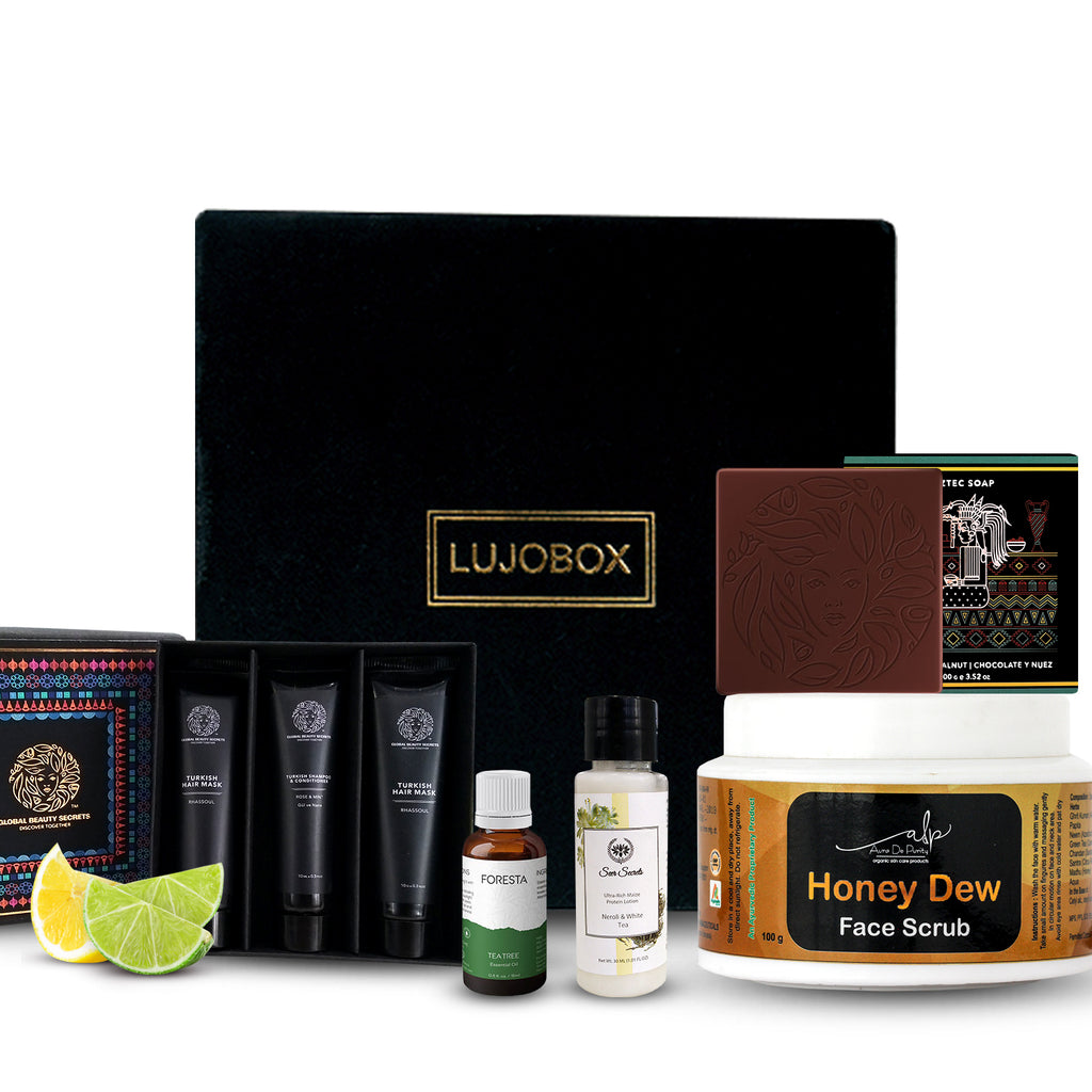 LUJOBOX MAY EDITION - Lujo Box Beauty Box Subscription