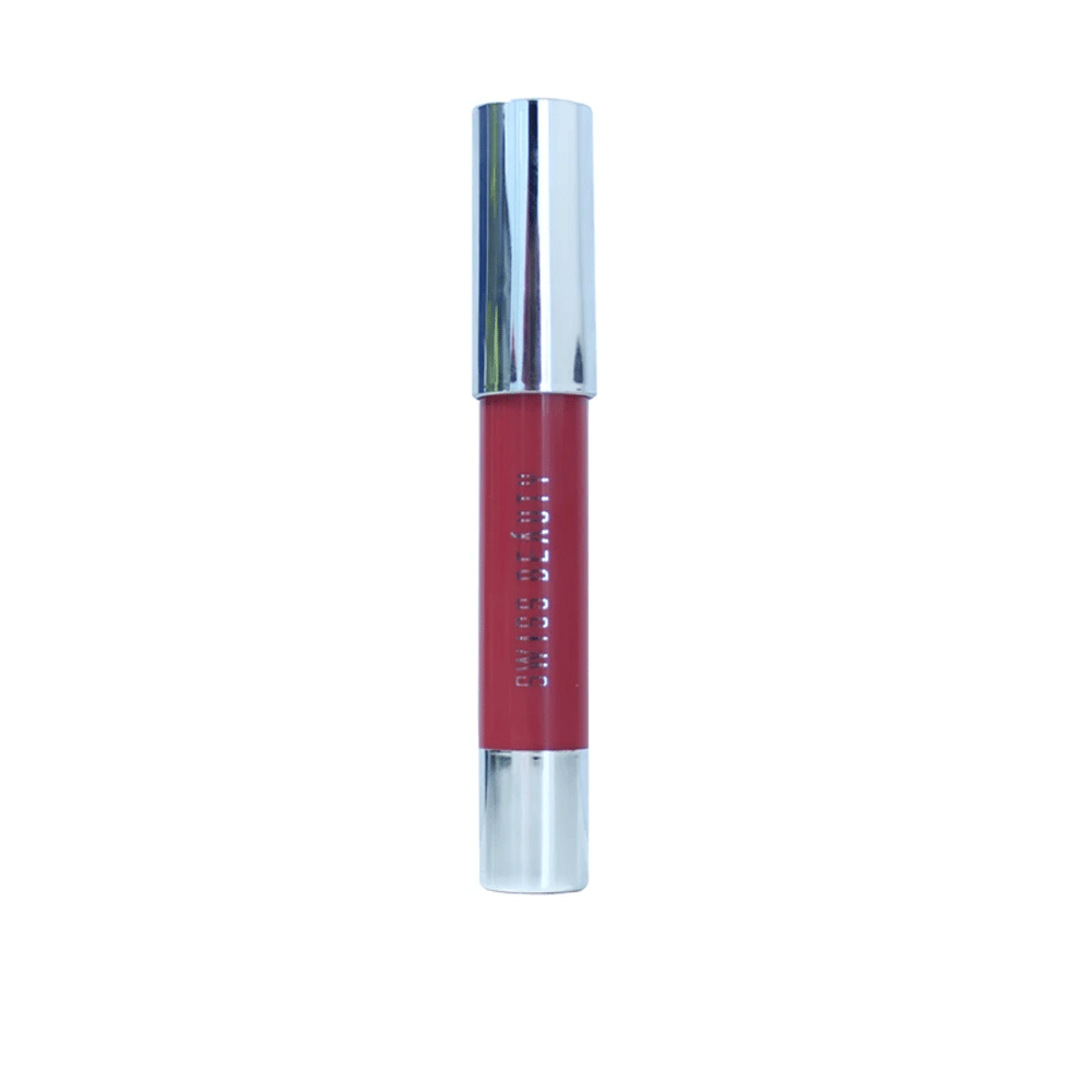 Swiss Beauty Chubby Lipstick (Four shades) - Lujo Box Beauty Box Subscription