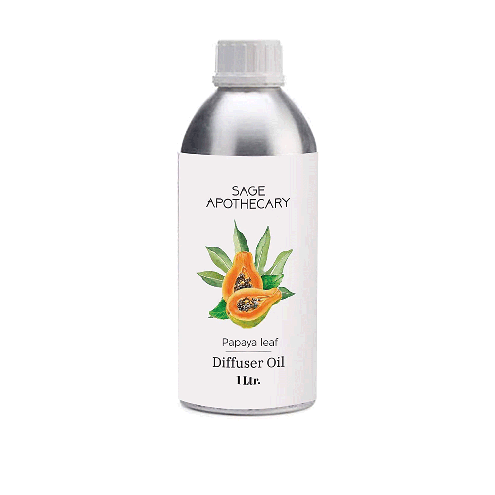 Sage Apothecary Papaya Leaf Diffuser Oil