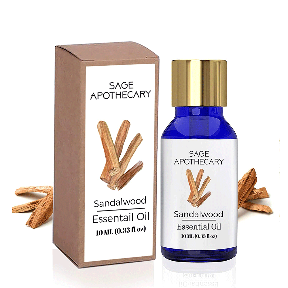 Sage Apothecary Sandalwood Essential Oil