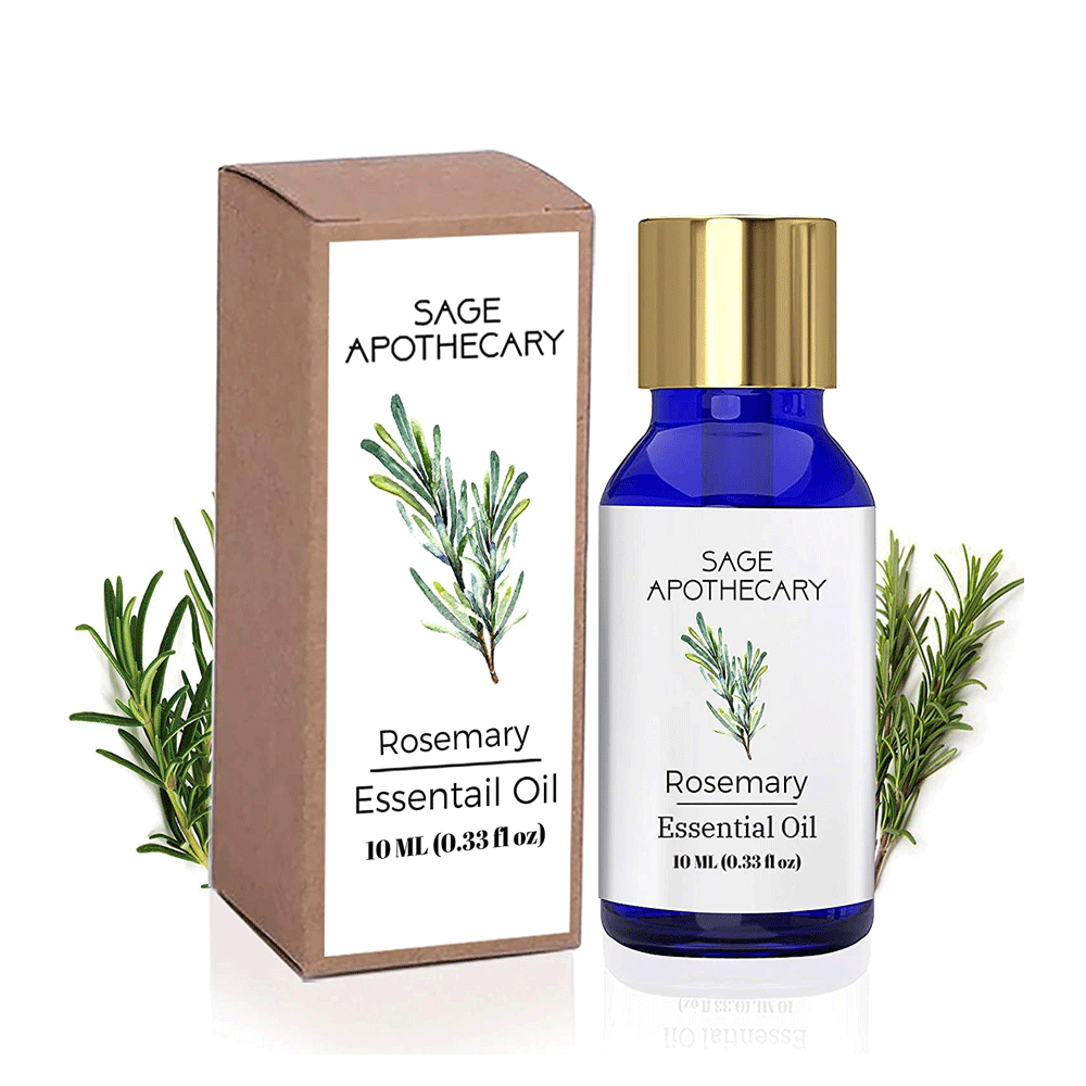 Sage Apothecary Natural Tea Tree Essential Oil For Skin