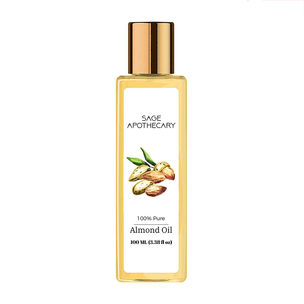 Sage Apothecary 100% Pure Almond Oil
