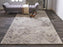 10'x10' Round Gray/Natural Area Rug By Feizy