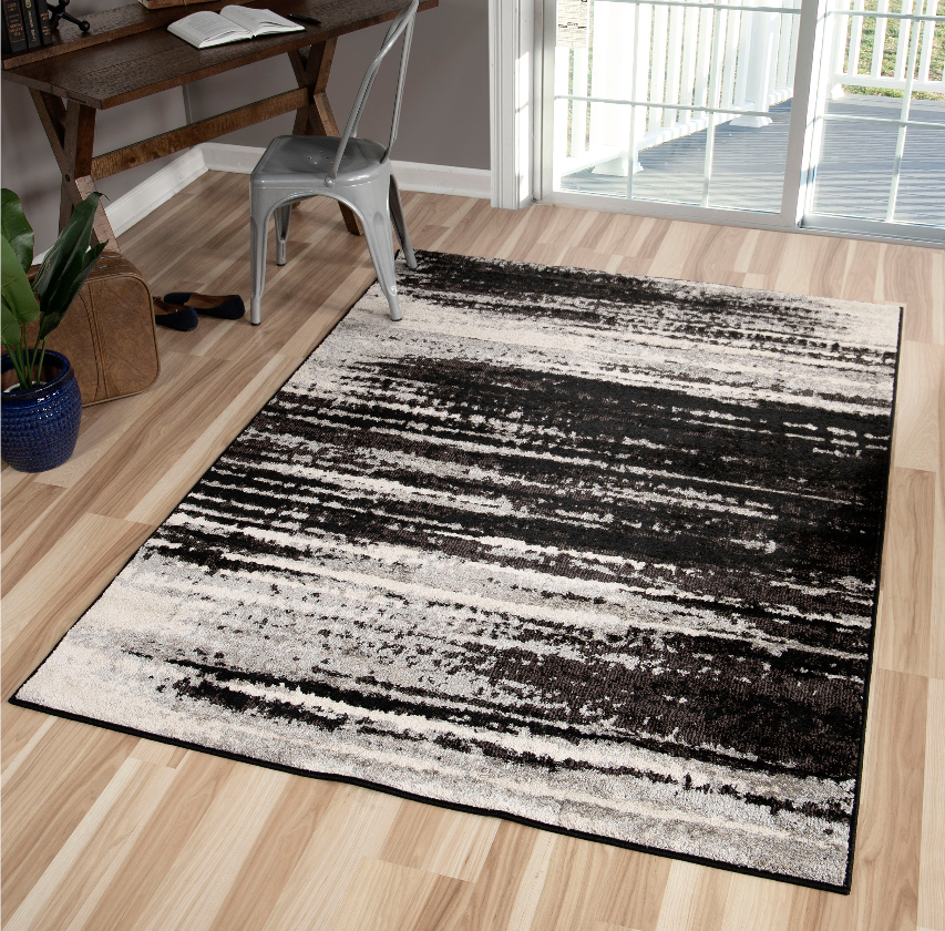 5x7 Better Homes and Gardens Shaded Lines Area Rug