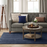 Size 5'X7' Color Navy Westover Rug - Threshold™