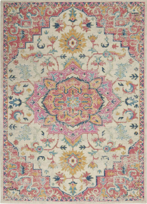 Size 8'x 10' Nourison Pink Passion Area Rug