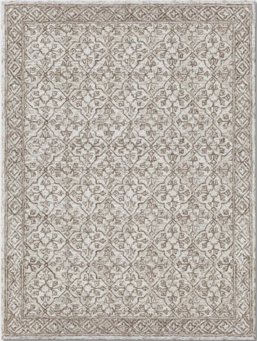 Size 9'X12' Argyle Tufted Area Rug Blue - Threshold™