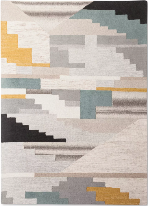 Size 9'x12' Abstract Tufted Area Rug - Project 62™