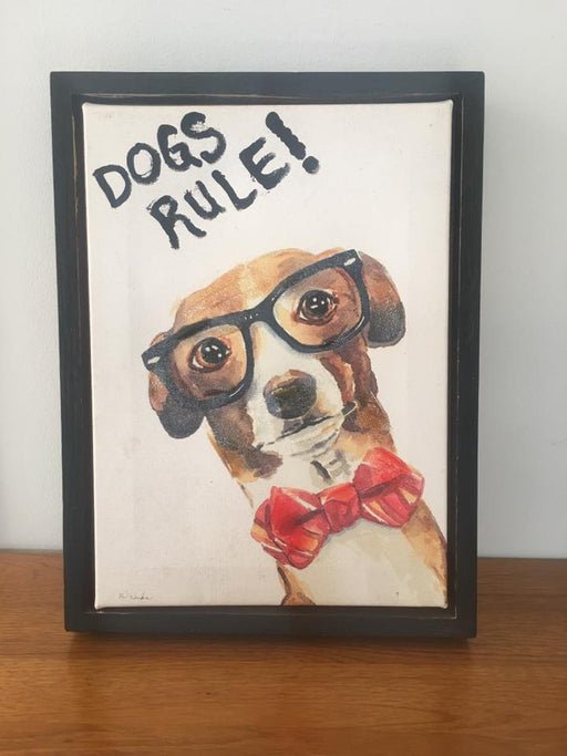 Dogs Rule! Super Cute Artwork
