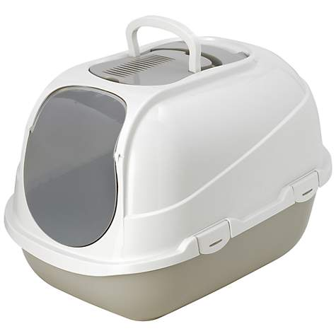 NEW - XL Mega Litter Box