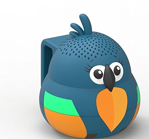 G.O.A.T. Bluetooth Pet Speaker - Blue Bird
