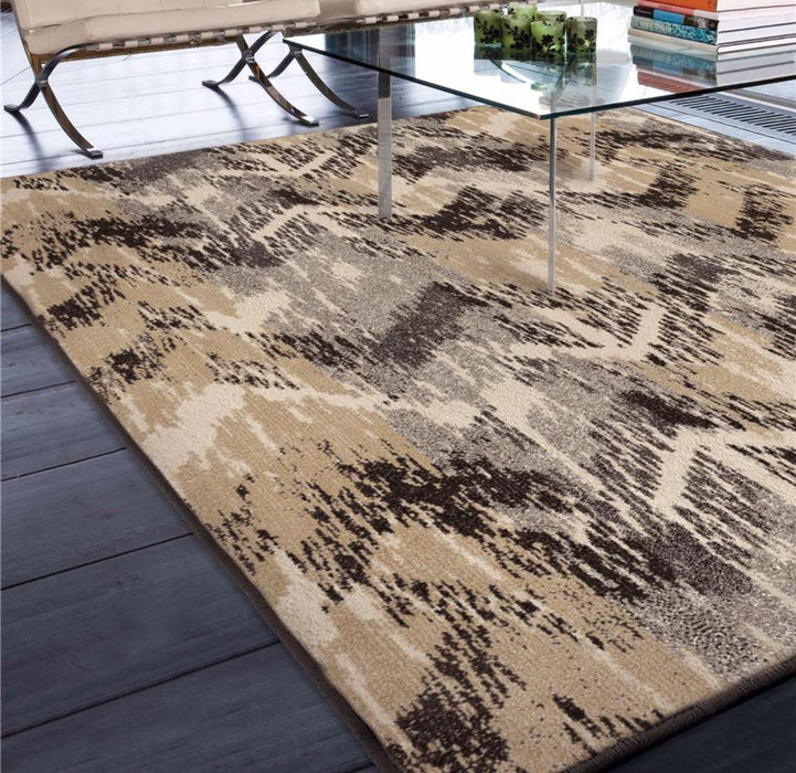 "New! 7'10""x10' Area Rug by Orian. Made in Turkey $235"