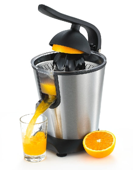 Brand New Power Juicer, Stainless Steel, Easy To Use, Easy To Clean