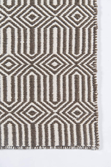 5x8 Color:Brown Erin Gates by Momeni Newton Holden Area Rug