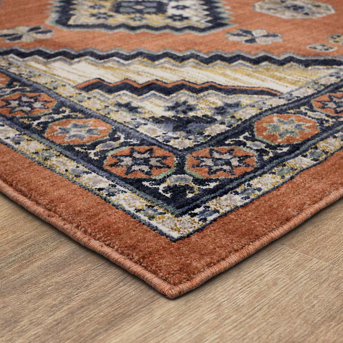 Rug Size : 6 ft. 6 in. x 10 ft.Mohawk Woven Area Rug