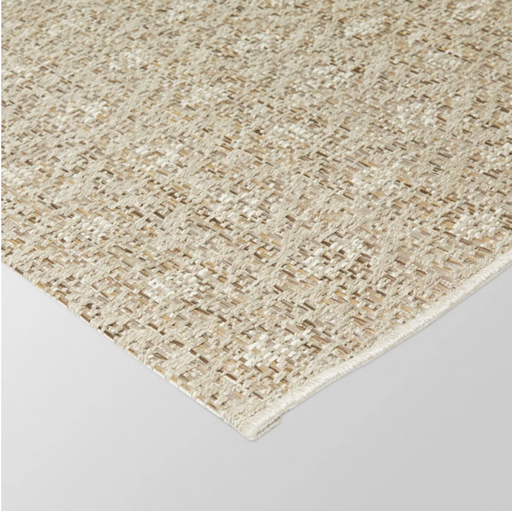 Size 7'x10' Color Tan Distressed Diamonds Outdoor Rug By - Smith & Hawken™