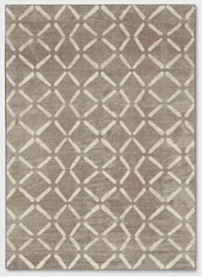 5'x7' Geo Diamond Rug Brand: By Willards