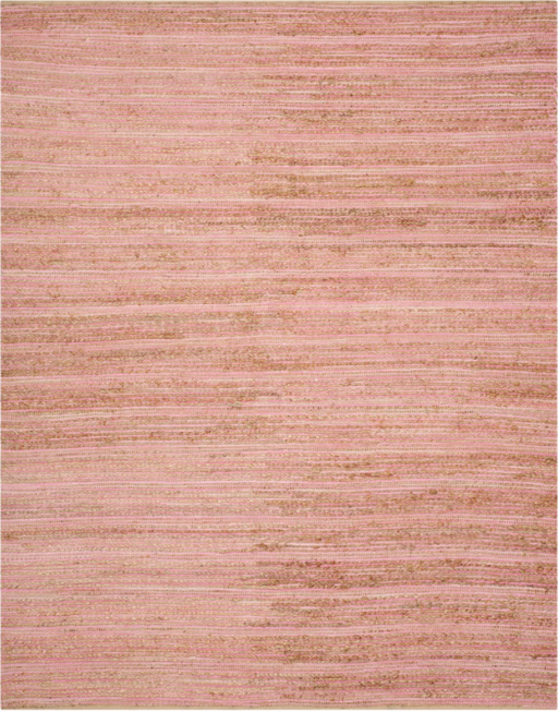 8'x10' Color Light Pink Bridgehampton Natural Fiber Rug - Safavieh