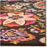 Size 10'x14' Color Brown/Multi-Colored Jasmine Paisley Area Rug - Safavieh