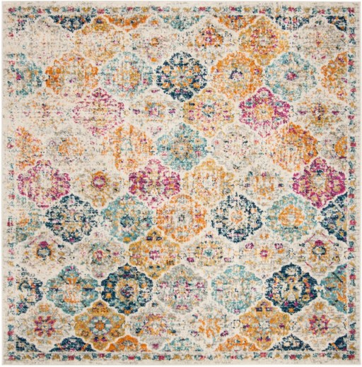 "Size 6'7""X6'7"" Johanna Loomed Square Area Rug -By  Safavieh"